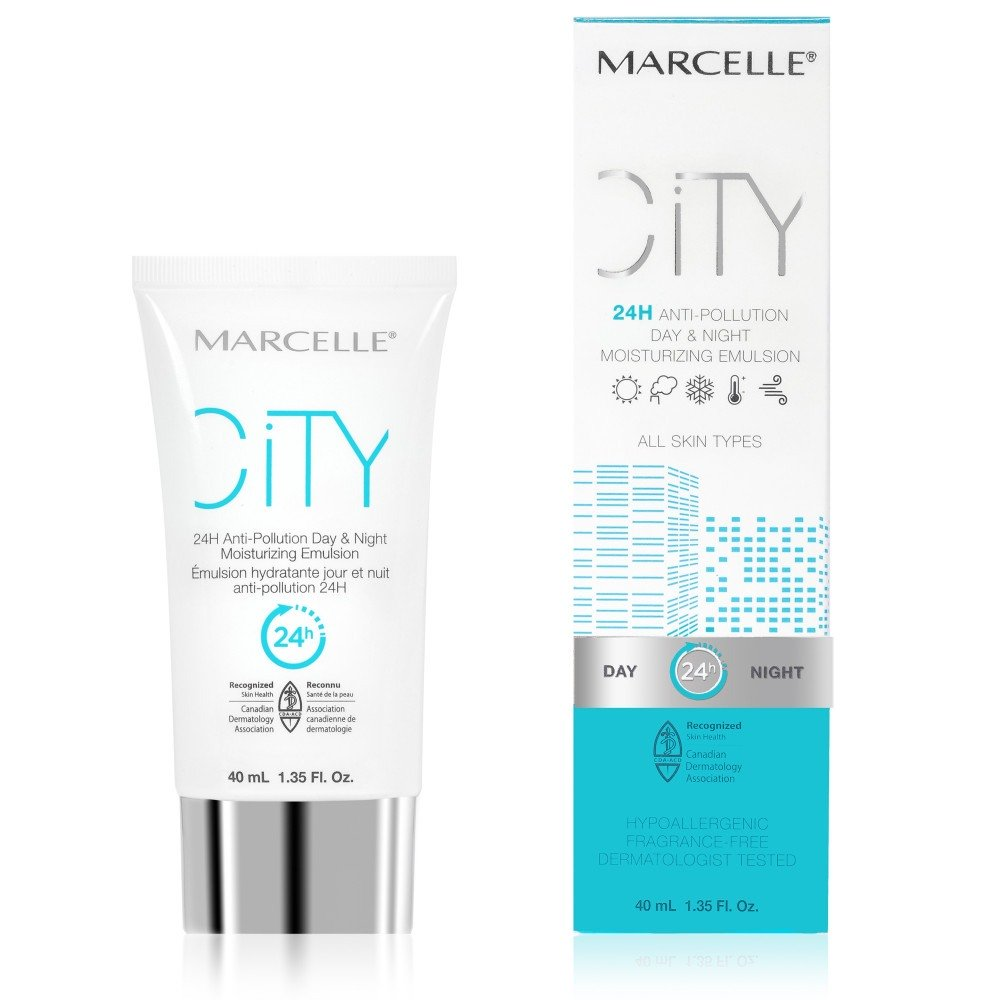 CITY 24H Anti-Pollution Day & Night Moisturizing Emulsion 3