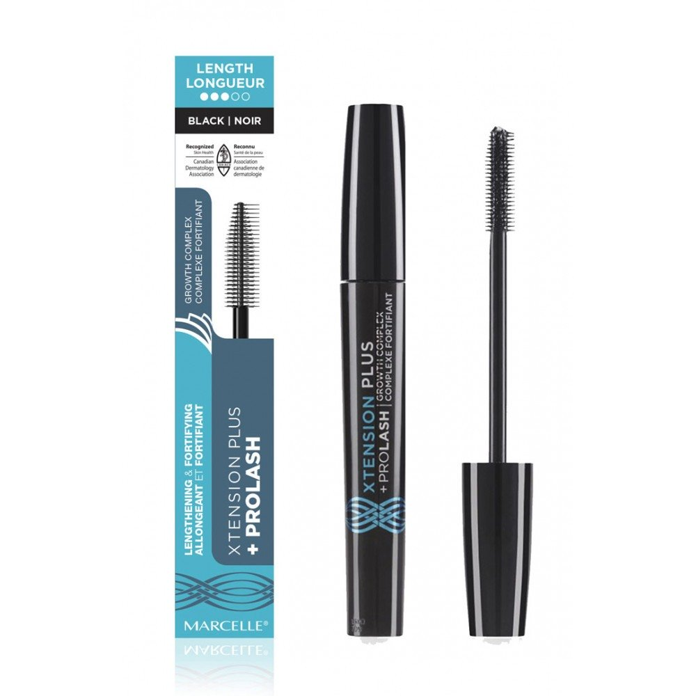 Mascara Xtension plus + Prolash complexe fortifiant 2