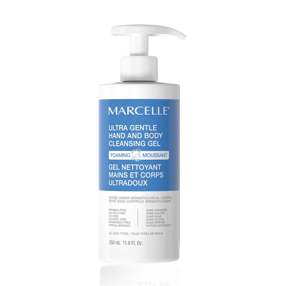 Ultra Gentle Hand and Body Cleansing Gel