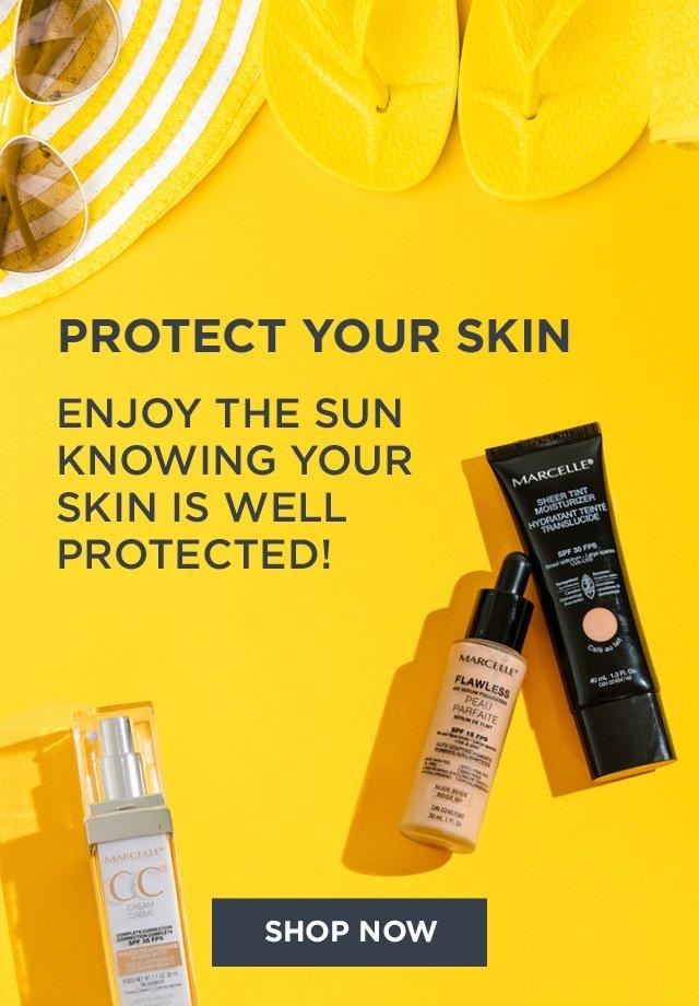 sun protection spf