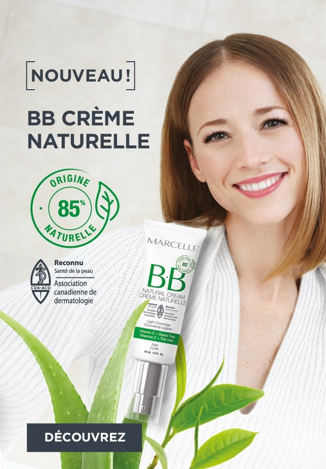bb creme naturelle