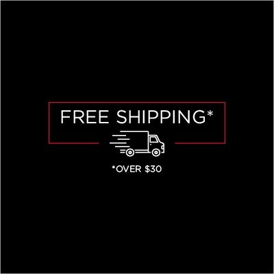 free shipping 30$