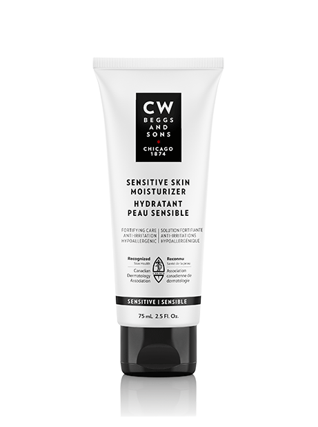 sensitive skin moisturizer