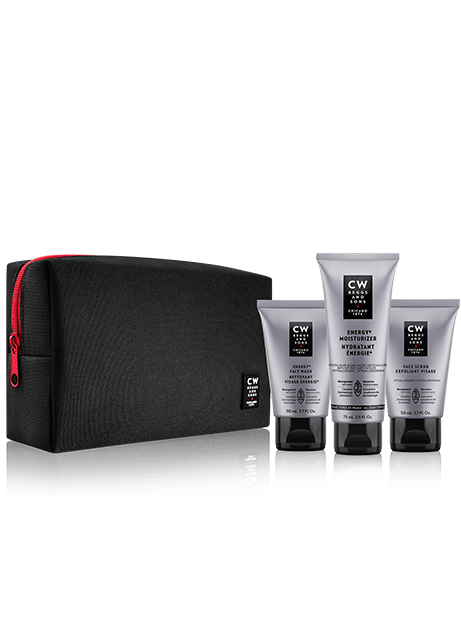 routine énergie + cw beggs and sons soins pour homme canadiens