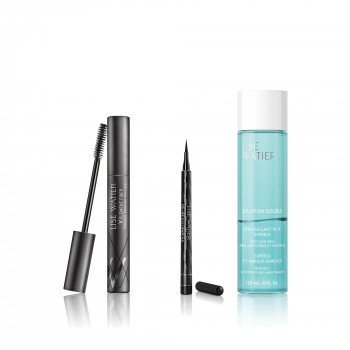V Element Fiber Volcanic Minerals Mascara Set