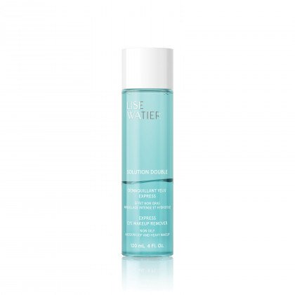 Solution Double Express Eye Makeup Remover