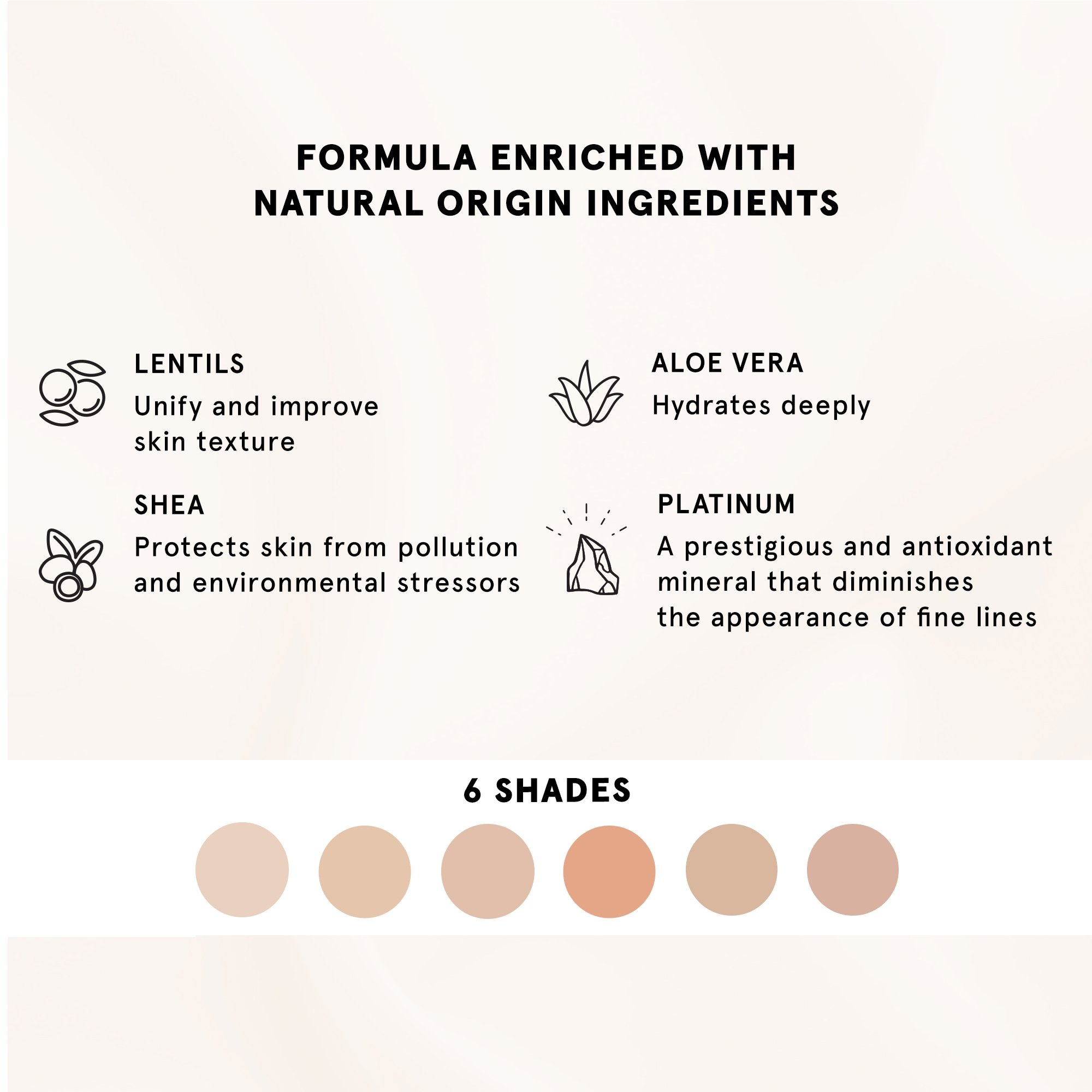 ingredients and benefits