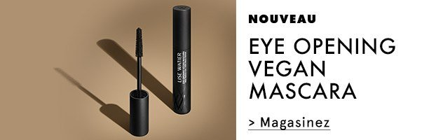 Vegan mascara