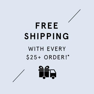 free shipping on every